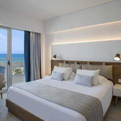 Отель Lordos Beach Кипр, Ларнака - 6 отзывов об отеле, цены и фото номеров - забронировать отель Lordos Beach онлайн комната для гостей фото 3