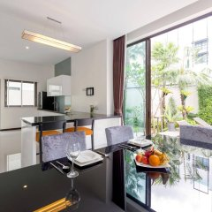 Отель The Regent Private Pool Villa Phuket в номере