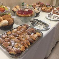 Отель Riviera Palace Италия, Порт-Эмпедокле - отзывы, цены и фото номеров - забронировать отель Riviera Palace онлайн питание фото 3