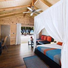 Отель Meeru Island Resort & Spa Мальдивы, Остров Фуранафуши - 10 отзывов об отеле, цены и фото номеров - забронировать отель Meeru Island Resort & Spa онлайн комната для гостей фото 4