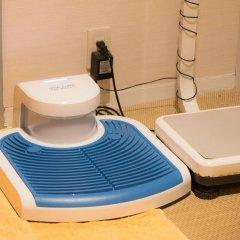 Отель Capsule and Sauna New Century Япония, Токио - отзывы, цены и фото номеров - забронировать отель Capsule and Sauna New Century онлайн ванная