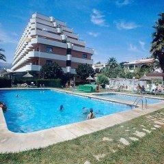 Отель AR Galetamar Испания, Кальпе - отзывы, цены и фото номеров - забронировать отель AR Galetamar онлайн бассейн фото 2