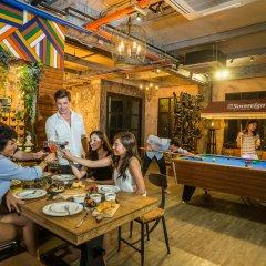 Отель Nonze Hostel Таиланд, Паттайя - 1 отзыв об отеле, цены и фото номеров - забронировать отель Nonze Hostel онлайн питание фото 3