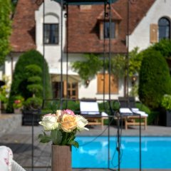 Отель The Secret Garden спортивное сооружение
