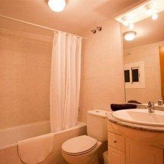 Отель Bacardi Central Suites ванная