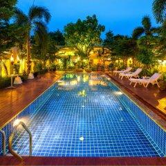 Отель Phuket Garden Home бассейн фото 2