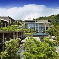 Отель Avista Hideaway Phuket Patong, MGallery by Sofitel Таиланд, Пхукет - 1 отзыв об отеле, цены и фото номеров - забронировать отель Avista Hideaway Phuket Patong, MGallery by Sofitel онлайн приотельная территория