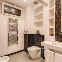 Отель Manin Suites Италия, Рим - отзывы, цены и фото номеров - забронировать отель Manin Suites онлайн ванная
