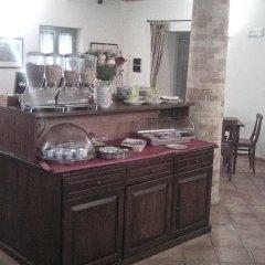 Отель San Claudio Корридония питание