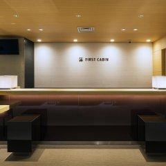 Отель First Cabin Atagoyama Япония, Токио - отзывы, цены и фото номеров - забронировать отель First Cabin Atagoyama онлайн интерьер отеля