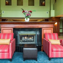 Отель Comfort Suites Manassas Battlefield Park интерьер отеля