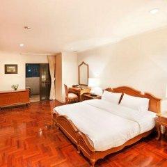 Апартаменты Orchid View Apartment Бангкок комната для гостей фото 2