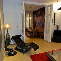 Отель Train Flat Бельгия, Брюссель - 1 отзыв об отеле, цены и фото номеров - забронировать отель Train Flat онлайн комната для гостей фото 4