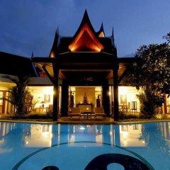 Отель Himmaphan Villa бассейн фото 2