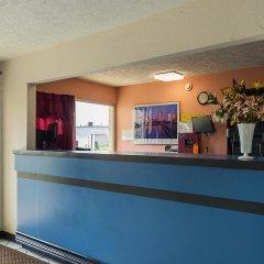 Отель Knights Inn-columbus Колумбус интерьер отеля