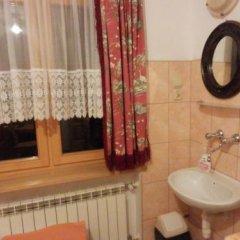 Отель Willa Pod Wierchami Закопане ванная фото 2