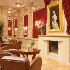 Отель Kaiserin Elisabeth Вена интерьер отеля фото 2