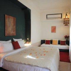 Отель Riad Dar Sara Марокко, Марракеш - отзывы, цены и фото номеров - забронировать отель Riad Dar Sara онлайн комната для гостей фото 2