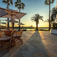 Отель Le Dawliz Hotel & Spa Марокко, Схират - отзывы, цены и фото номеров - забронировать отель Le Dawliz Hotel & Spa онлайн бассейн фото 3