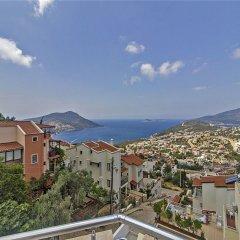 White Dream Villas Турция, Калкан - отзывы, цены и фото номеров - забронировать отель White Dream Villas онлайн балкон