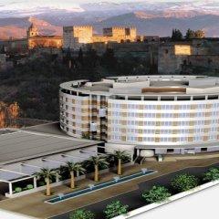 Отель Abades Nevada Palace балкон