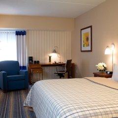 Отель Four Points by Sheraton Bangor США, Бангор - отзывы, цены и фото номеров - забронировать отель Four Points by Sheraton Bangor онлайн комната для гостей фото 3
