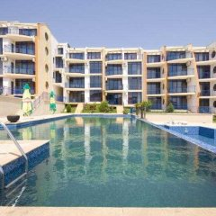 Отель Vega Village Свети Влас бассейн фото 3