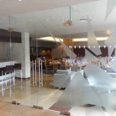 Отель Real Inn Perinorte Тлальнепантла-де-Бас гостиничный бар