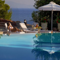Отель Danai Beach Resort Villas бассейн фото 3