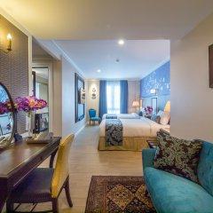 Отель Saras Бангкок комната для гостей фото 2