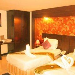 Отель Central Place Hotel Таиланд, Паттайя - 1 отзыв об отеле, цены и фото номеров - забронировать отель Central Place Hotel онлайн комната для гостей фото 5