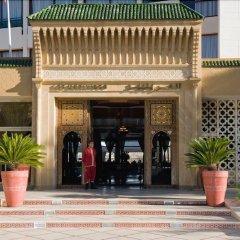Отель Les Merinides Марокко, Фес - отзывы, цены и фото номеров - забронировать отель Les Merinides онлайн вид на фасад