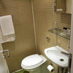 Отель Brunswick Merchant City Hotel Великобритания, Глазго - отзывы, цены и фото номеров - забронировать отель Brunswick Merchant City Hotel онлайн ванная