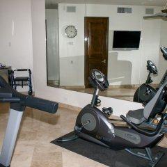 Отель Villa del Mar Педрегал фитнесс-зал фото 2