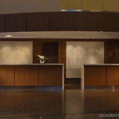 Отель Vancouver Marriott Pinnacle Downtown