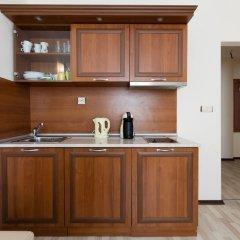 Апартаменты Two Bedroom Apartment with Kitchen & Balcony в номере фото 2