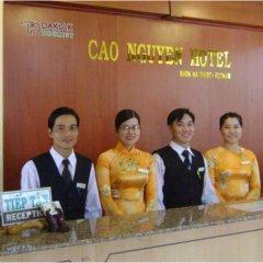 Cao Nguyen Hotel интерьер отеля фото 2
