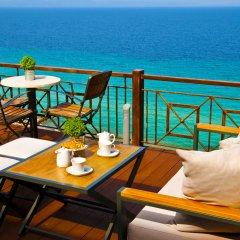 Отель Blue Bay балкон