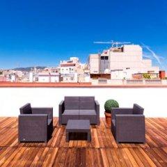 SM Hotel Sant Antoni балкон