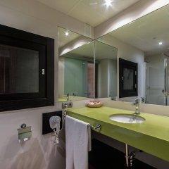 Отель Aparthotel Ponent Mar Испания, Пальманова - 1 отзыв об отеле, цены и фото номеров - забронировать отель Aparthotel Ponent Mar онлайн ванная фото 2