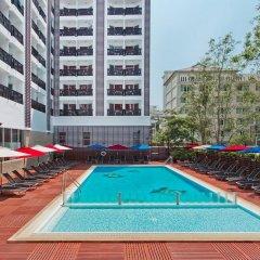 Отель ibis Pattaya Таиланд, Паттайя - 2 отзыва об отеле, цены и фото номеров - забронировать отель ibis Pattaya онлайн бассейн фото 3