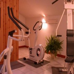 Hotel Il Canova Сандриго фитнесс-зал фото 2