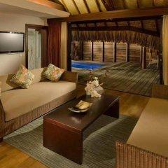 Отель Hilton Moorea Lagoon Resort and Spa Французская Полинезия, Муреа - отзывы, цены и фото номеров - забронировать отель Hilton Moorea Lagoon Resort and Spa онлайн спа фото 2