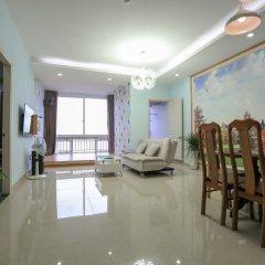 Отель SunEx Luxury Apartment Вьетнам, Вунгтау - отзывы, цены и фото номеров - забронировать отель SunEx Luxury Apartment онлайн интерьер отеля