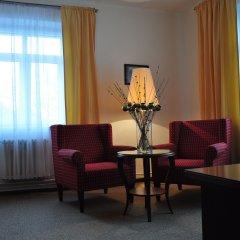Hotel Svornost удобства в номере
