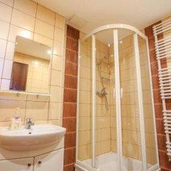 Отель Villavida Польша, Познань - отзывы, цены и фото номеров - забронировать отель Villavida онлайн ванная