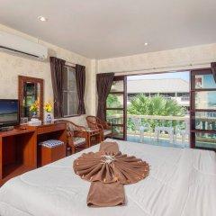 Royal Crown Hotel & Palm Spa Resort комната для гостей