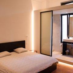 Отель Albert Moliere Брюссель комната для гостей фото 5