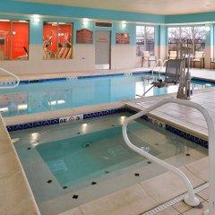 Отель Hilton Garden Inn Columbus/Polaris бассейн