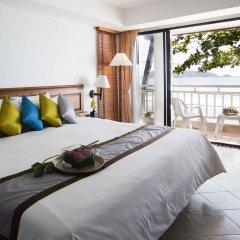 Отель Sunset Beach Resort комната для гостей фото 2